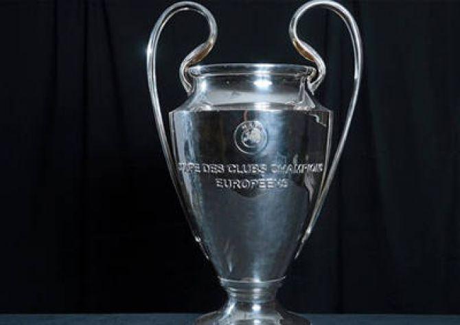 Кубок европейских чемпионов фото кубка