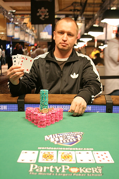 Александр Кравченко покер