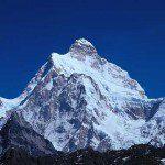 Гора Кират-Чули в Гималаях