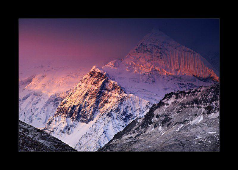 гора Гангапурна
