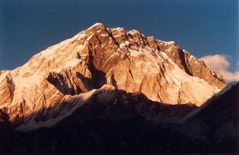 гора Нупцзе