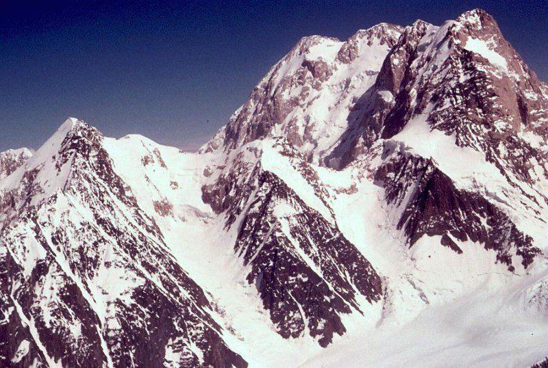 гора ТиричМир