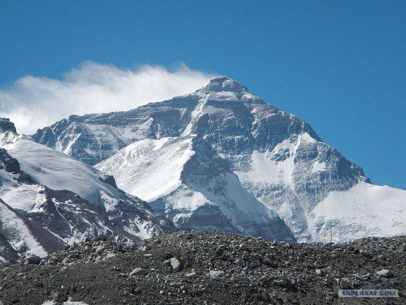 гора чангзе