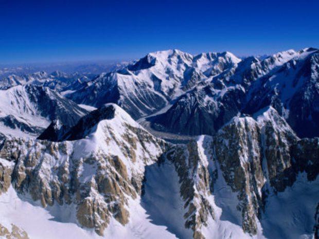 горы Гиндукуш