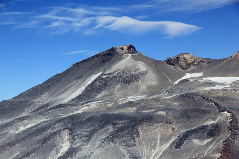 самые высокие вулканы