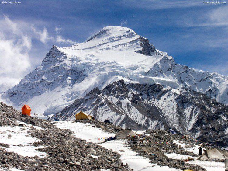 топ самых высоких гор мира