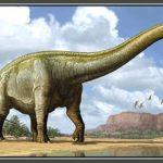 Сейсмозавр — самый крупный динозавр планеты
