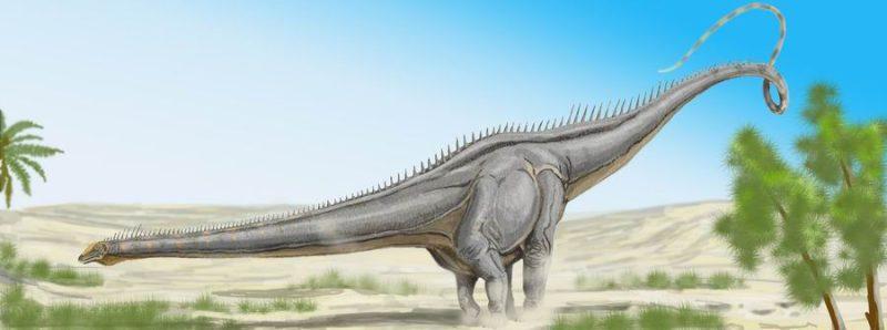 динозавр сейсмозавр описание