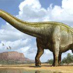 Диплодок — гигантский травоядный динозавр