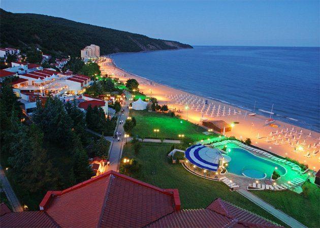 курорты Болгарии фото