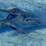 Плиозавр — морское пресмыкающееся