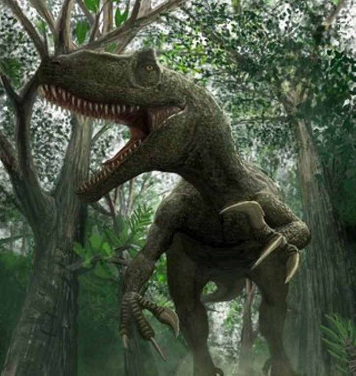 динозавр карнозавр