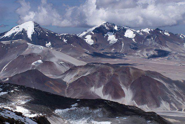 Охос-дель-Саладо фото