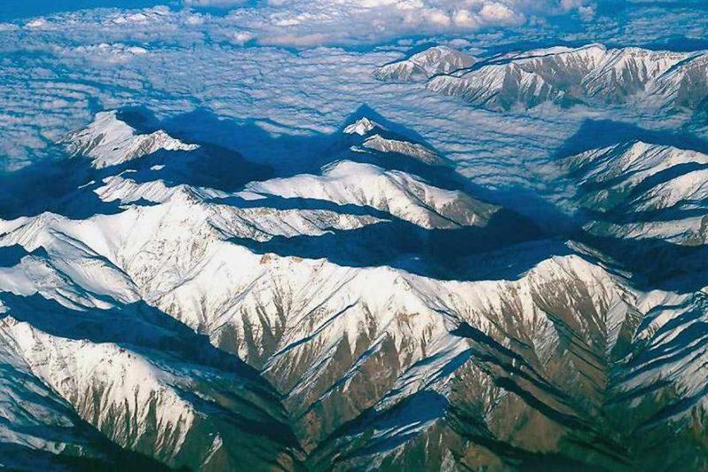 эльбурс горы
