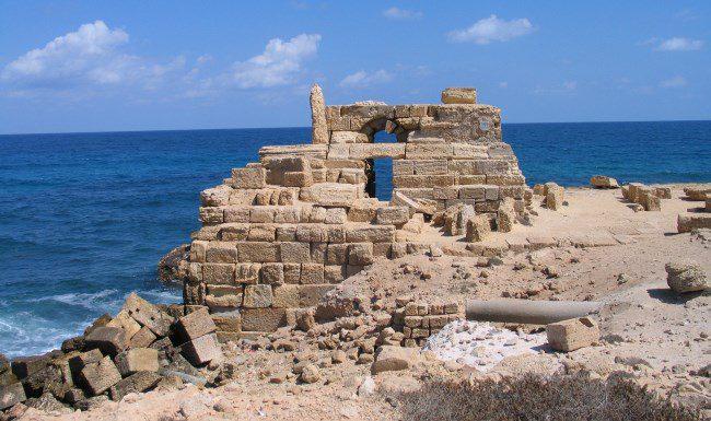 Александрийский маяк сегодня