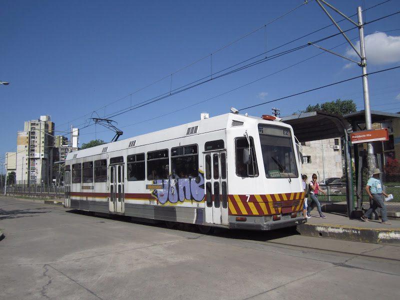 трамваи Буэнос-Айреса