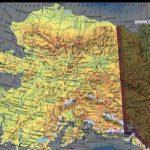 Какая самая высокая гора выше северного полярного круга