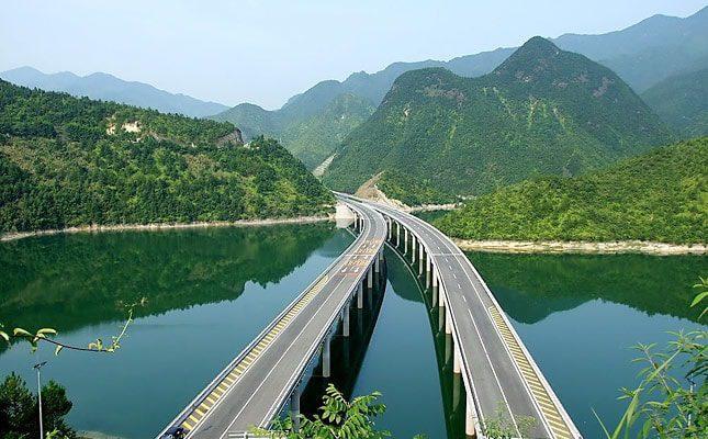 Даньян-Куньшаньский виадук