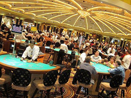 Самые крупные казино в Лас-Вегасе