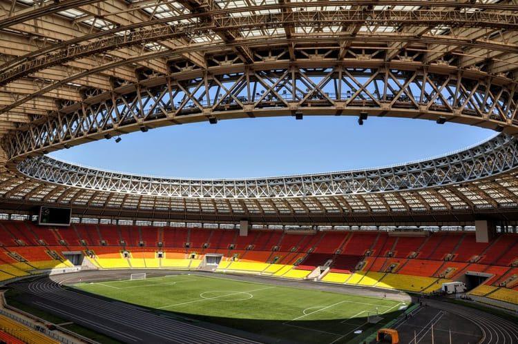 стадионы чемпионата мира по футболу 2018