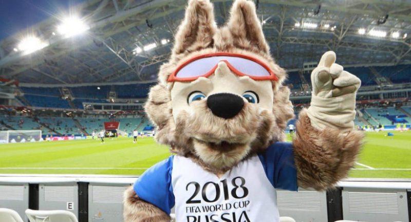 символ Чемпионата мира по футболу 2018