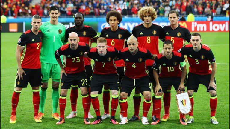 Бразилия - Бельгия 6 июля 2018