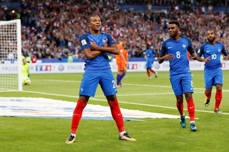 Уругвай - Франция 6 июля 2018