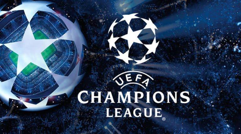 Жеребьевка Лиги Чемпионов 2018/2019 по футболу трансляция