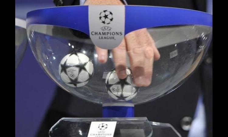 Жеребьевка группового этапа Лиги Чемпионов 2018/2019 смотреть онлайн