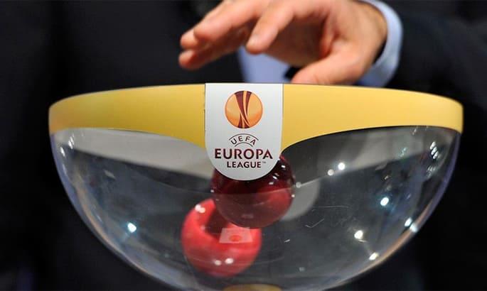 жеребьевка лиги Европы 2018/2019 прямой эфир