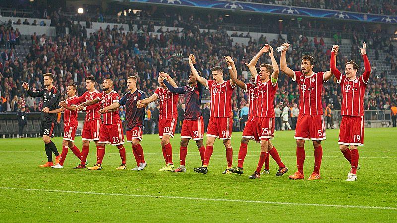 Бавария - Аякс 2 октября трансляция онлайн