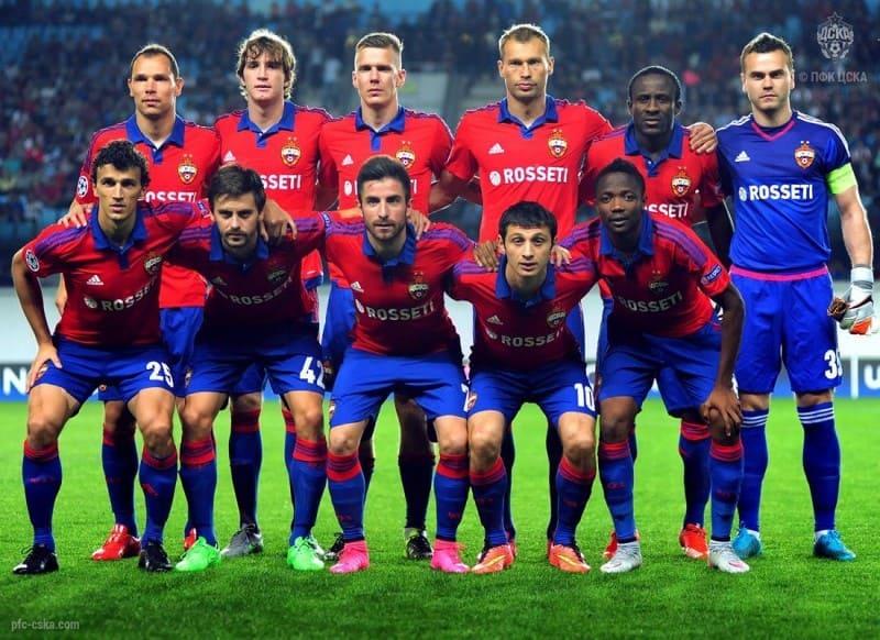 ЦСКА - Реал Мадрид 2 октября где играют