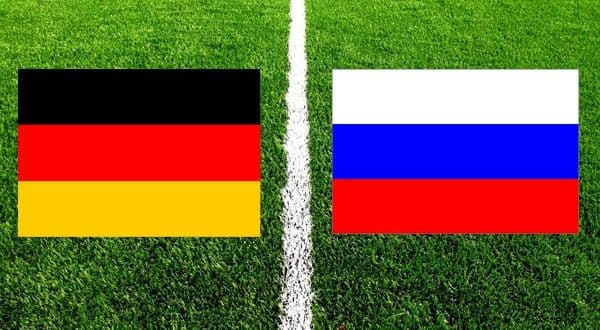 Германия - Россия 15 ноября 2018 трансляция где смотреть