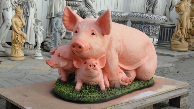 новый 2019 год желтой земляной свиньи