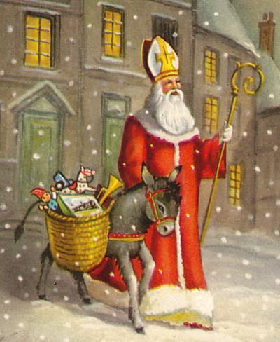 день святого Николая Чудотворца 19 декабря 2018 года