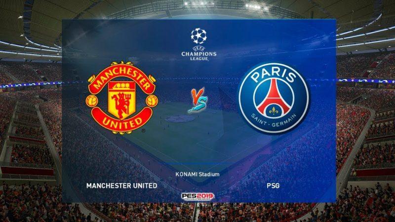 Манчестер Юнайтед - ПСЖ прямая трансляция