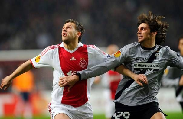 Ювентус - Аякс смотреть онлайн Лига Чемпионов