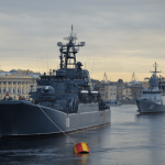 День ВМФ в Кронштадте 2019