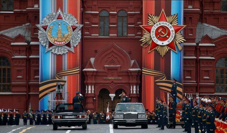 Парад 9 мая в Москве 2019