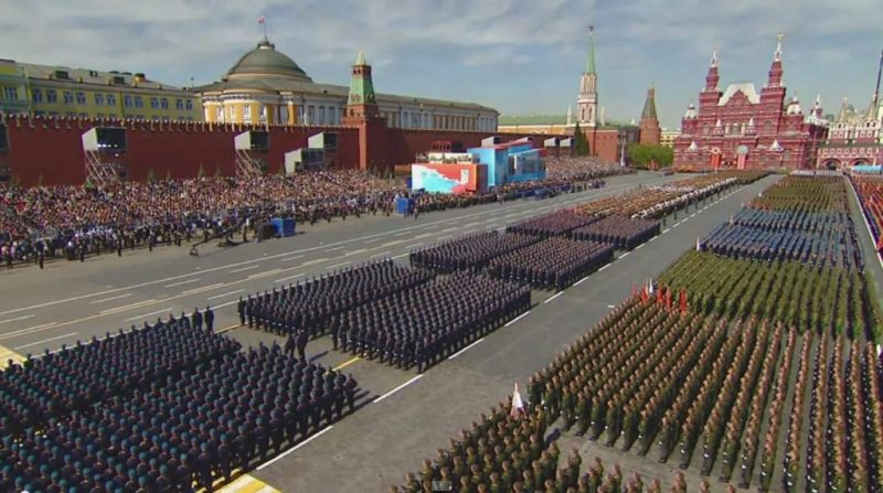 9 мая в москве программа мероприятий на день Победы