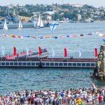 День военно-морского флота в Севастополе 2019