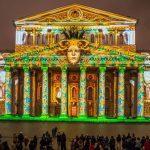 Фестиваль света в Москве 2019