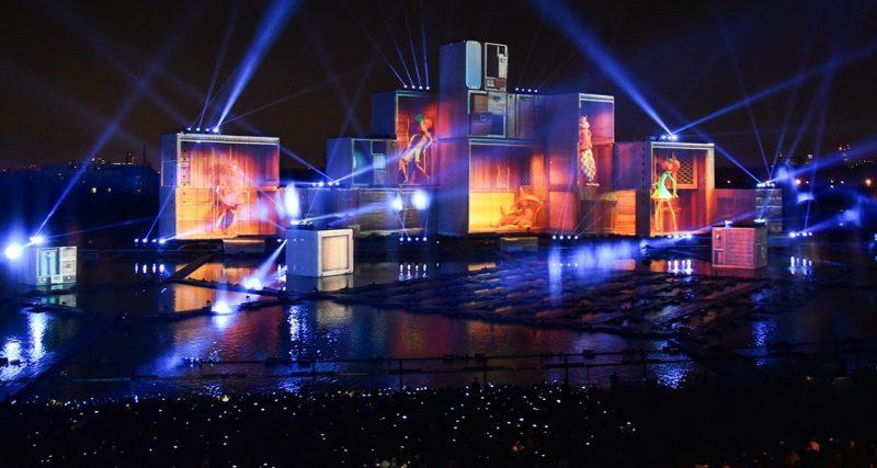 Фестиваль света в Москве 2019 расписание
