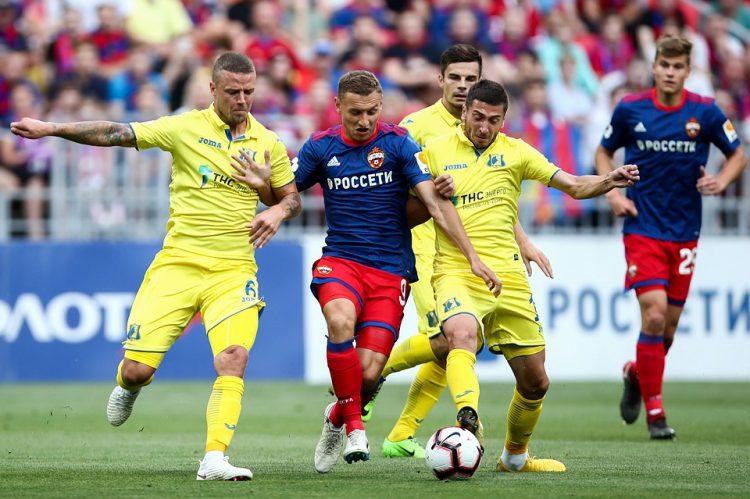 ЦСКА - Ростов прямая трансляция 6 октября