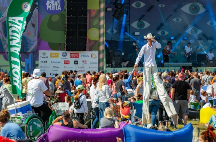 фестиваль Дикая Мята 2020 участники
