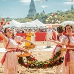 Фестиваль Времена и Эпохи 2020 в Москве