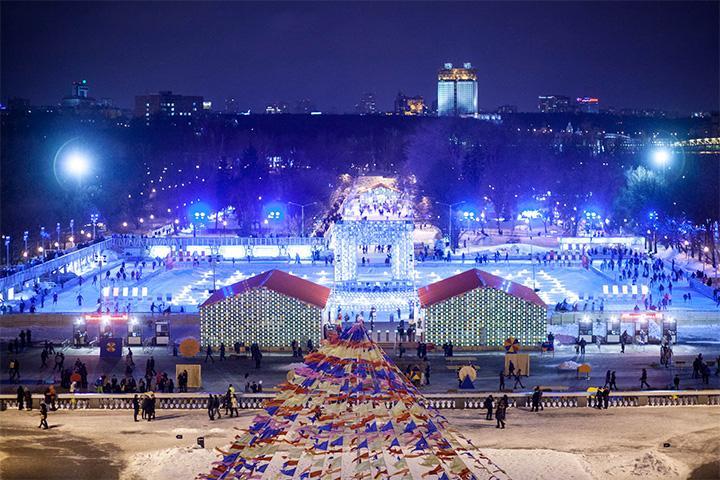 катки Москвы 2019 2020
