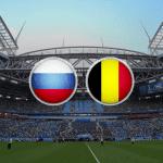 Россия - Бельгия 13 июня 2020 - Евро