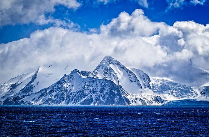 7 интересных фактов об Антарктиде 🚩 Места отдыха