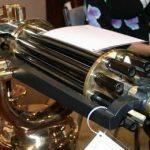 Пулемет Гатлинга. История возникновения